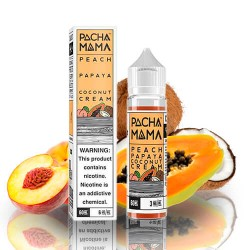 PEACH PAPAYA COCONUT CREAM...